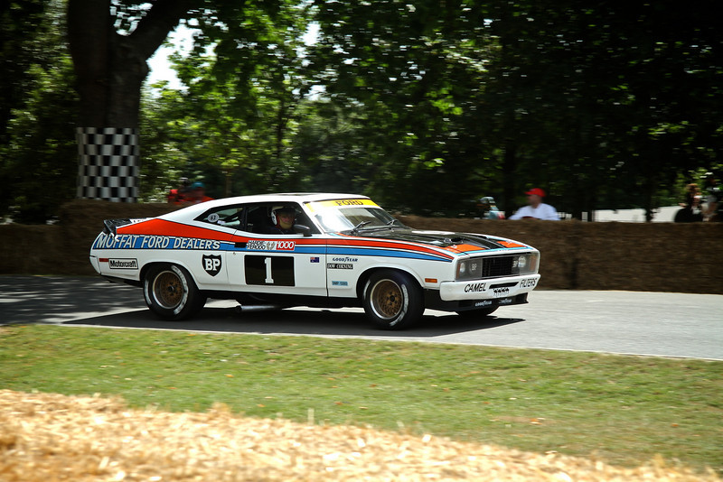 Ford Falcon XC GS500 (1977)