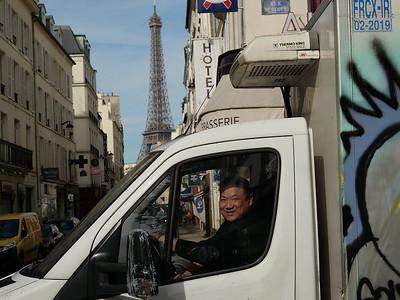 Paris May 1