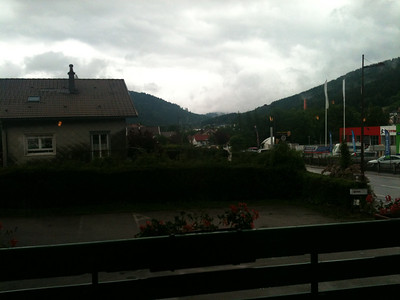 Franse Alpen 2012