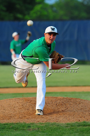5-17-2013 Tuscarora at Woodgrove Varsity Baseball  (District Quarter Finals)