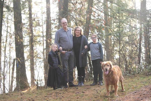 Thompson Family | Fall 2019