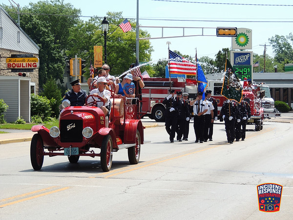 Hortonville Fire Department 100th Anniversary Parade