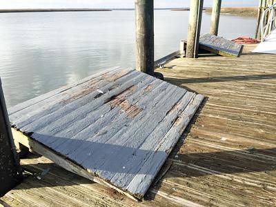 Dewees Dock Ramps