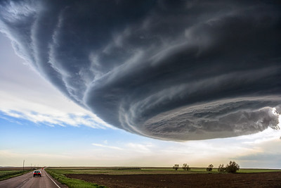 USA storm chasing 2013