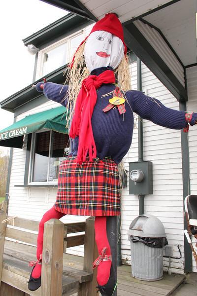 Barnard Scarecrow Contest