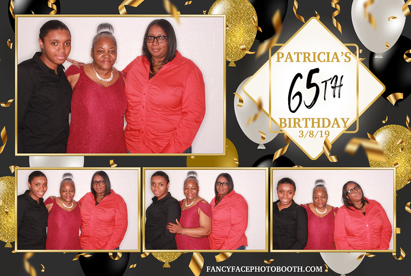 Patricias 65th Birthday