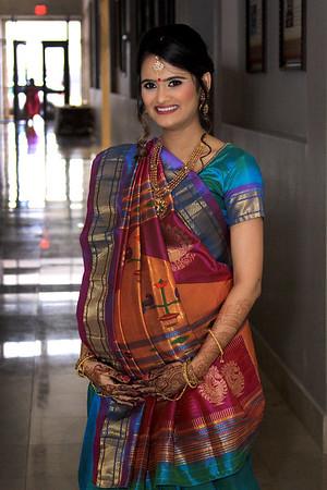 Vishanki Patel's Baby Shower.