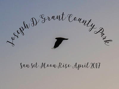 Joseph D. Grant County Park April 2017
