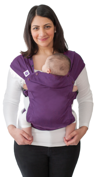 Izmi_Baby_Carrier_Cotton_Purple_Product_Shot_With_Mum_And_Baby.png
