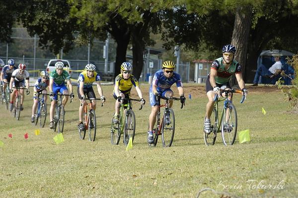 West End Cyclocross, Men C, December 4, 2005