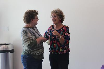 Mary Kay Roth Retirement Celebration