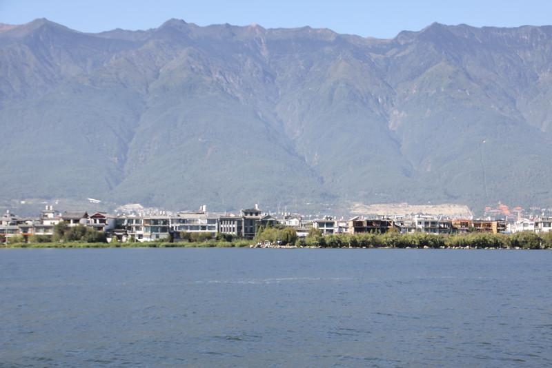 Er-Hai Lake, Dali