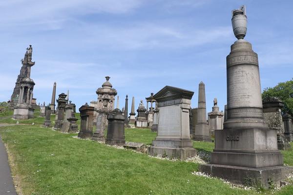 Glasgow Necropolis - 27 May 2018