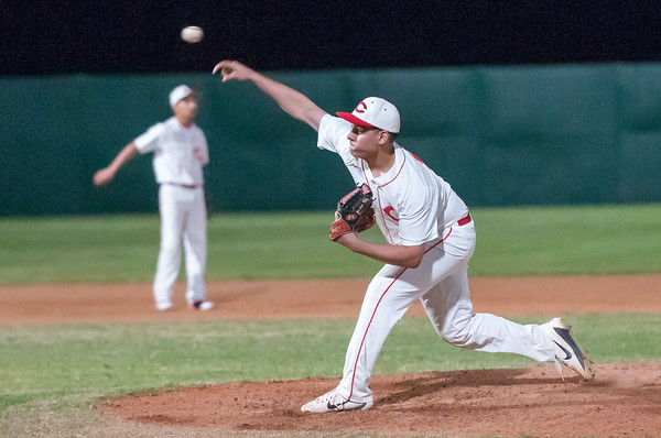 March 1, 2018 - Baseball - Juarez-Lincoln vs La Joya_LG