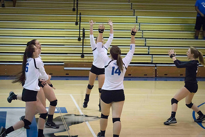 DHS Volleyball 09-15-2016