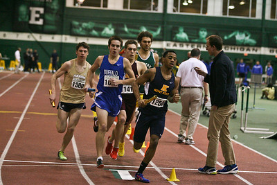 Men's DMR - 2013 MAC Indoor Meet
