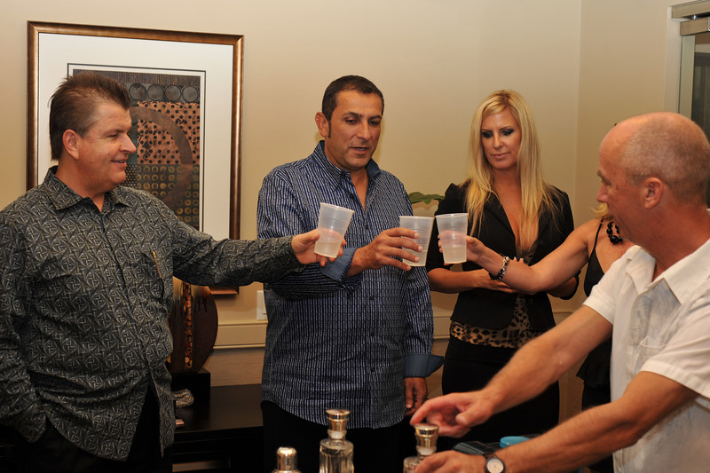 Download high quality free photographs of TMG Films screening of 'Strip Vegas' at Allure Condos in Las Vegas with ISVodka sponsor.