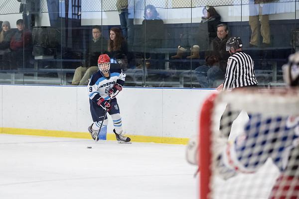 Canterbury JV Hockey vs Stamford W2-1