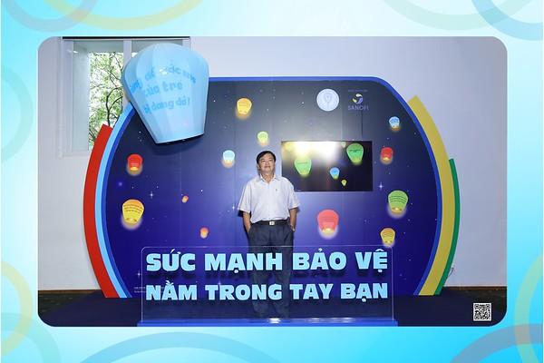 Sanofi Vietnam | Hội thảo Khoa h�c tại TP HCM 08.11.2020 | Chụp hình in ảnh lấy li�n Sự kiện tại TP Hồ Chí Minh | Saigon Photobooth