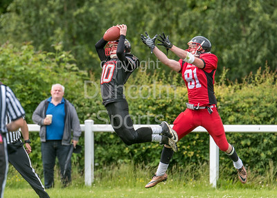 East Kilbride Pirates v Highland Wildcats