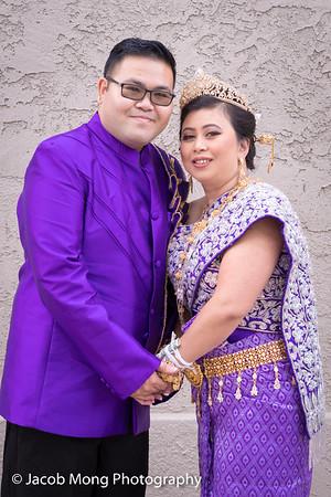 Mary & Sumrane Wedding:  January 6, 2018