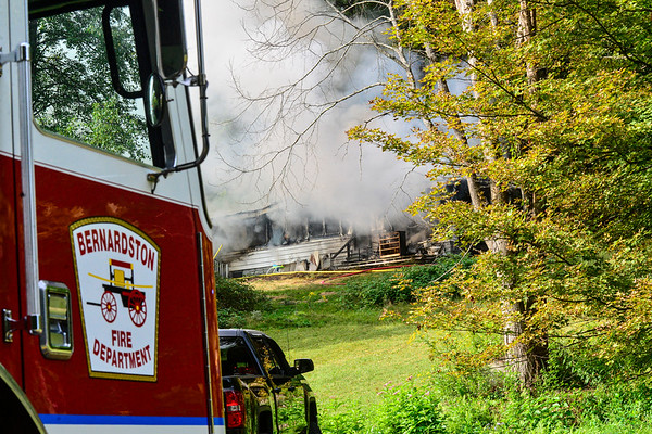 Fire in Guilford - 091420