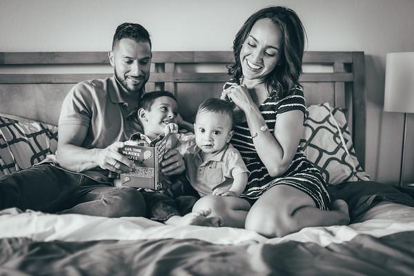 Danielle + Family Lifestyle 3.18.17