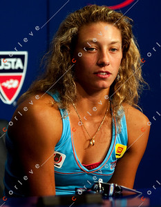 Yanina Wickmayer [BEL] - Interview