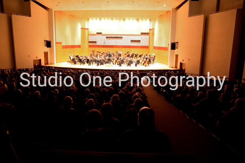DSSO March 22, Concert