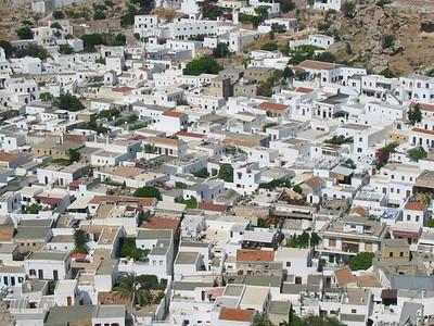 Greece: Rhodes island