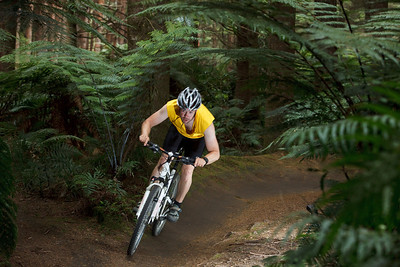 Rotorua Mountain Biking