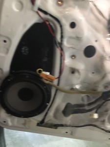 2000 Toyota 4Runner Front Door Speaker Installation - USA