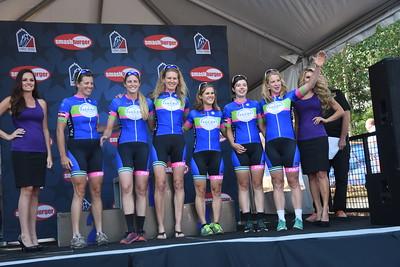 2015 USP Pro Challenge Team Presentation: Women