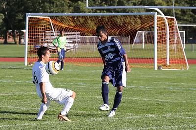 Olympia v WoI boys soccer 9 23 13