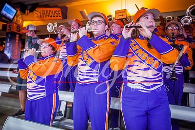 Clemson at Syracuse - Photos by Christopher Sloan and Tamara Bowen