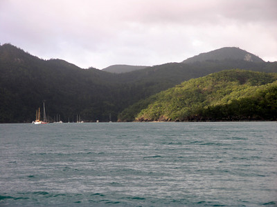 Nara Inlet - Hook Island, Whitsundays