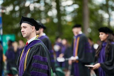 Antonin Scalia Law School Mini Ceremony
