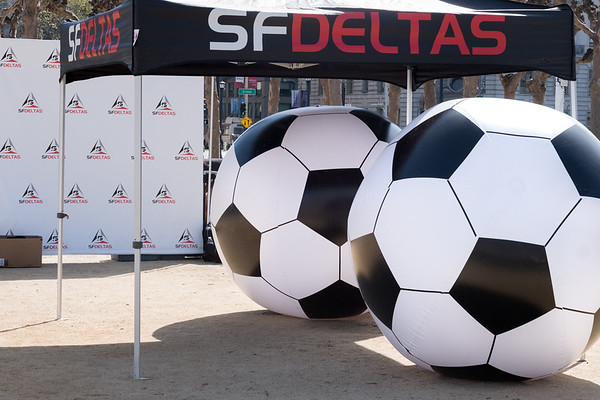 SF Deltas Opening Event - March 17