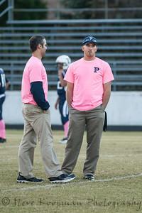 2012 PHS Football vs Clarksville
