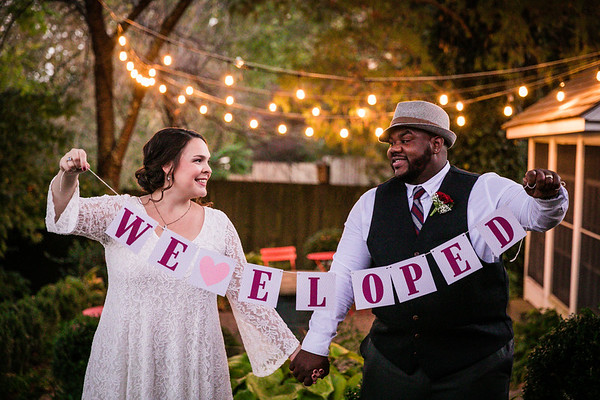 Maria + Donay Elopement | Bridgeton House | 10.14.2019