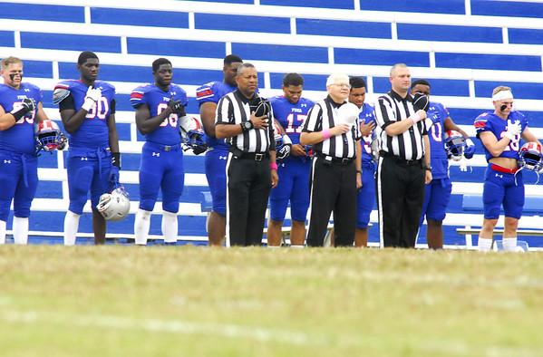 PG Football vs. Central International College - Oct 26   Part 2