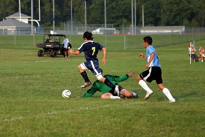 Cascade V TW  - Boys Soccer
