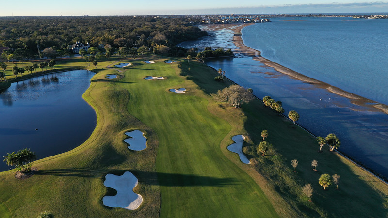 Bellaire Golf Club (West Course), Florida, United States Of America