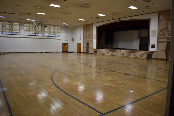 Floor Renovation Project