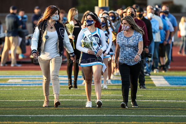 Granite Hills High School Senior Night 2021