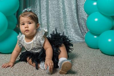 Ariella's 1st Birthday