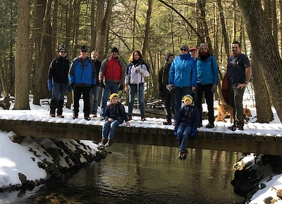 February 16 Saturday Hike