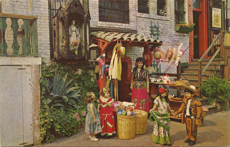 Olvera Street Children