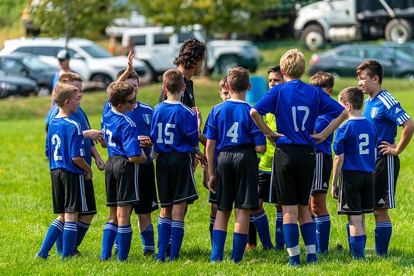 Soccer - 9-12-2021