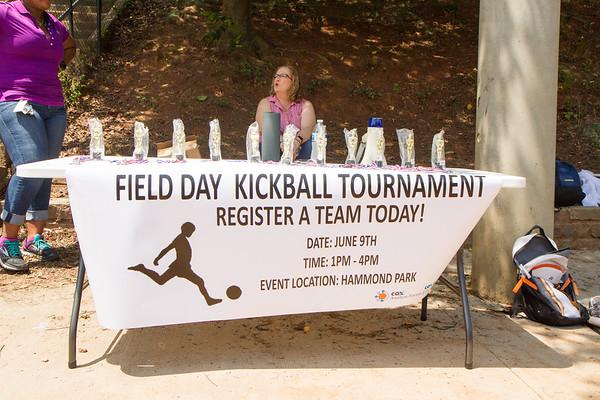 COX-Field Day Kickball Tournament